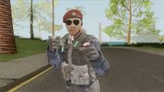 Colussus Militia V2 (Call Of Duty: Black Ops II) для GTA San Andreas