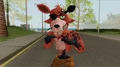 Old Foxy (FNaF) для GTA San Andreas