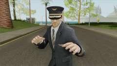 Airline Pilot для GTA San Andreas