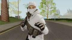 Arctic Leet Skin V3 (Counter-Strike Online 2) для GTA San Andreas