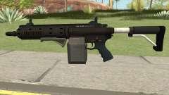Carbine Rifle GTA V Box (Flashlight, Grip) для GTA San Andreas