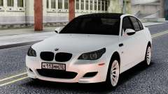 BMW M5 E60 BELA для GTA San Andreas