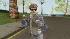 Colussus Militia V3 (Call Of Duty: Black Ops II) для GTA San Andreas