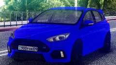 Ford Focus RS 2017 Hatchback для GTA San Andreas