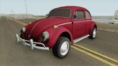 Volkswagen Fusca 1300CC 1964 V2 для GTA San Andreas