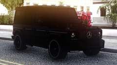 Mercedes-Benz G-Class Black для GTA San Andreas