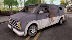 Hoods Rumpo XL GTA III Xbox для GTA San Andreas