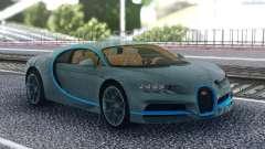 Bugatti Chiron Original для GTA San Andreas