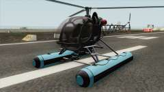 Sea Sparrow V2 GTA V