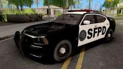 Dodge Charger SRT 8 Police