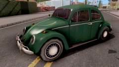 Volkswagen Beetle 1970 SA Style для GTA San Andreas