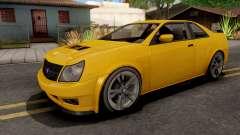 Albany Magallanica GTA IV EFLC IVF для GTA San Andreas