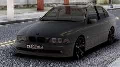 BMW 540i E39 Chrome для GTA San Andreas