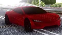Tesla Roadster 2020 для GTA San Andreas