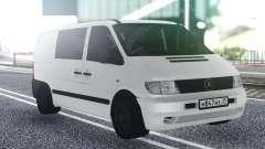 Mercede-Benz Vito для GTA San Andreas