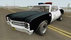 Declasse Tulip Police Cruiser GTA V для GTA San Andreas