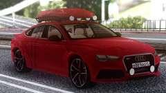 Audi RS 7 Sportback для GTA San Andreas