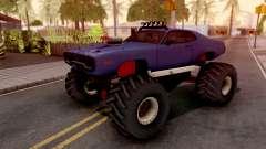 Plymouth GTX Monster Truck 1972