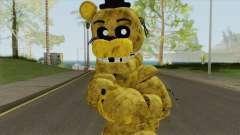 Old Golden Freddy (FNaF) для GTA San Andreas
