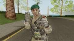 ISI Leader (Call of Duty: Black Ops II) для GTA San Andreas