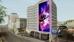 Nike Billboard для GTA San Andreas