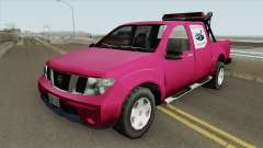 Nissan Frontier TowTruck (SA Style)
