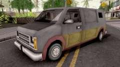 Hoods Rumpo XL GTA III для GTA San Andreas