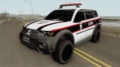 Mitsubishi Pajero Dakar 2013 (COPE)
