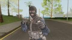 Colussus Militia V1 (Call Of Duty: Black Ops II) для GTA San Andreas