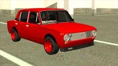 ВАЗ 2101 Боевая Классика для GTA San Andreas