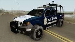 Nissan Frontier (Policia Federal Division) для GTA San Andreas