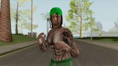 Skin Random 186 (Outfit Lowrider) для GTA San Andreas