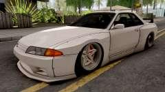 Nissan Skyline R32 1993 Rocket Bunny Pandem для GTA San Andreas