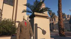 Slender Man V3.0 для GTA 5