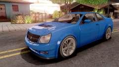 Albany Magallanica GTA IV EFLC для GTA San Andreas