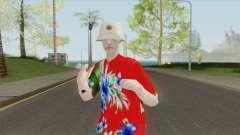 Maccer Skin V1 для GTA San Andreas