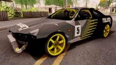 Nissan Skyline R33 Drift Falken Camo v2 для GTA San Andreas