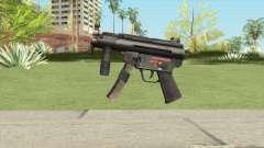 MP5K (PUBG) для GTA San Andreas