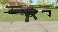 Carbine Rifle V2 (Tactical, Flashlight, Grip) для GTA San Andreas