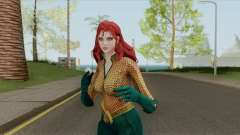 Aquawoman (Mera - Queen Of Atlantis) для GTA San Andreas