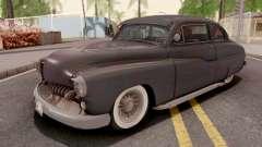 Mercury Eight Custom (9CM-72) 1949 HQLM для GTA San Andreas