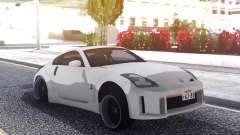 Nissan 350z Street Japan для GTA San Andreas