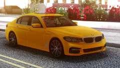 BMW 540i G30 Orange для GTA San Andreas