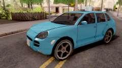 Porsche Cayenne 2006 для GTA San Andreas