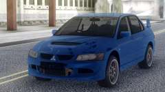 Mitsubishi Lancer Evolution VIII Classic для GTA San Andreas