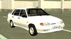 ВАЗ 2115 Сток Белый для GTA San Andreas