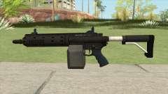 Vom Feuer Carbine Rifle GTA V Base (Box Clip) для GTA San Andreas
