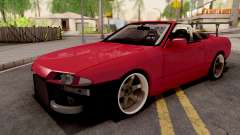 Nissan Skyline R32 Cabrio Drift для GTA San Andreas