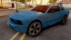 Ford Mustang GT 2008 для GTA San Andreas