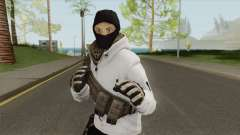 Arctic Leet Skin V2 (Counter-Strike Online 2) для GTA San Andreas